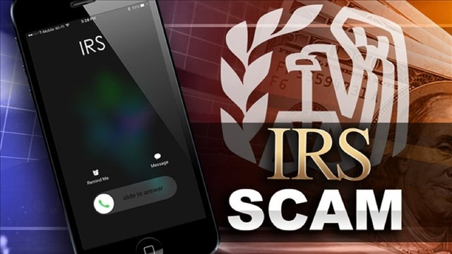 IRS Warns of New Nationwide Phone Scam