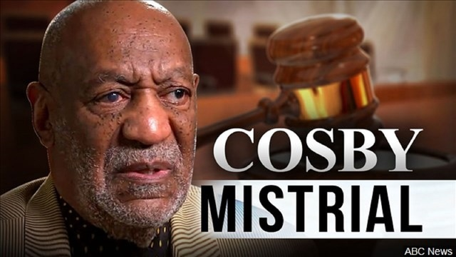 Bill Cosby Sexual Assault Case Ends in Mistrial, Prosecutors Say They Will Retry