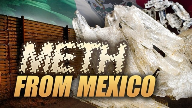 Nearly $900,000 Worth of Meth Siezed in Del Rio Border Bust