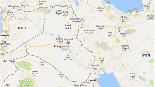 Iran Launches Missiles Into Eastern Syria