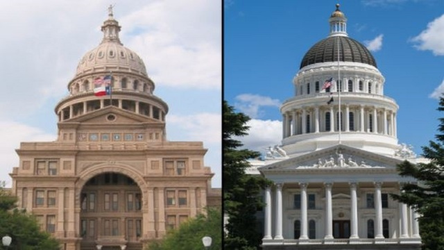 Citing religious refusal of adoption rule, California bans state travel to Texas