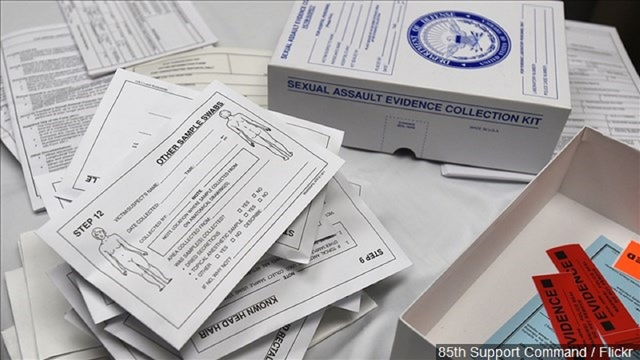 Why Don't Local Police Departments Pay for Rape Kit Testing