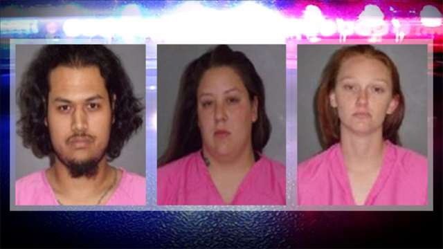 Three arrested for death of West Texas 6-month-old