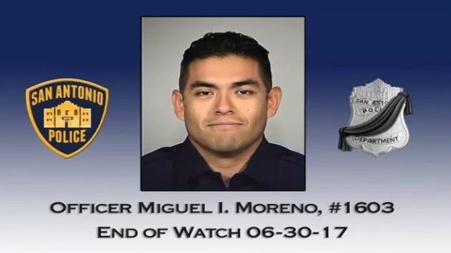 San Antonio police officer dies after shootout with suspect