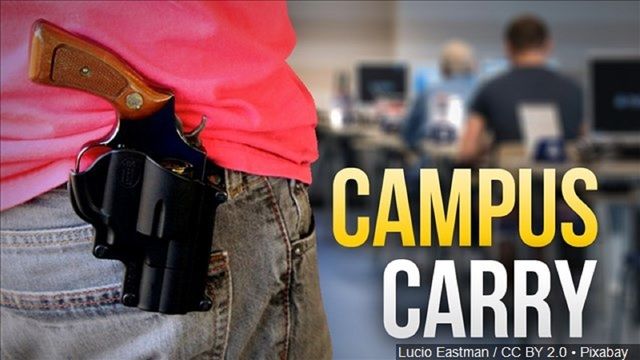 Federal judge throws out effort by UT professors to overturn campus carry