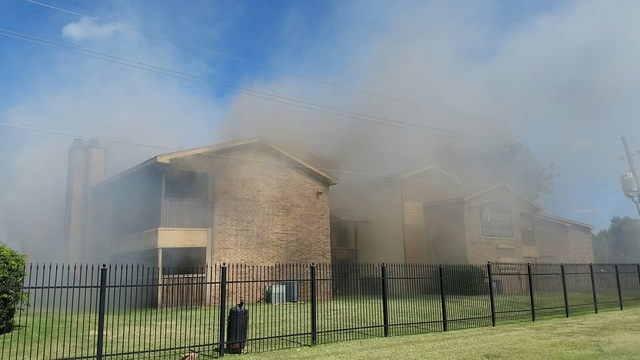 21 residents displaced after Abilene apartment fire