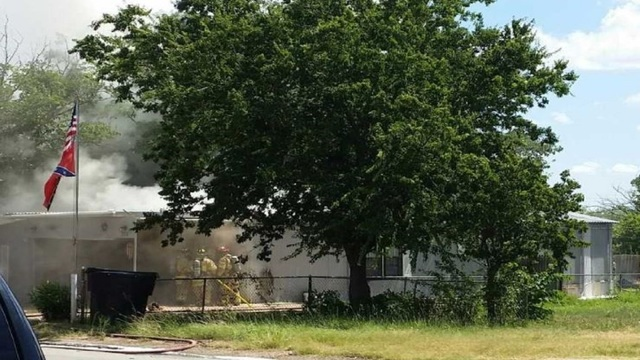 Arson possible cause of north Abilene mobile home fire