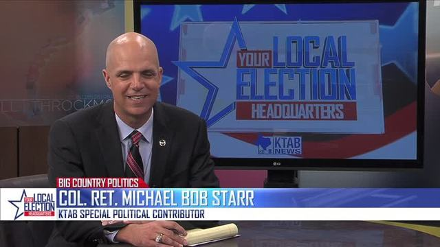 Big Country Politics for Sunday, July 23, 2017