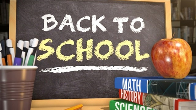 Texas 'Back to School' sales tax holiday set for August 11th - 13th