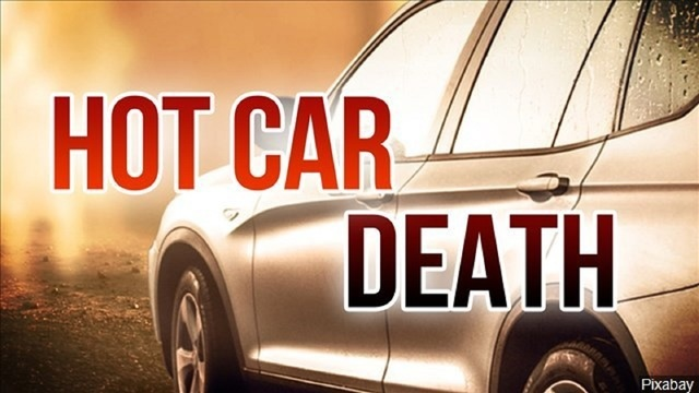 Portales police: Child left in hot vehicle dies; second child hospitalized