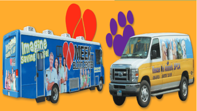American Classifieds in Abilene to hold a pet adoption and blood drive Thursday, July 27