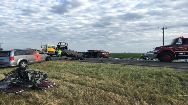 Drivers killed in early morning Nolan County crash have been identified