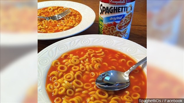 Abilene man busted for stealing SpaghettiOs from south side store