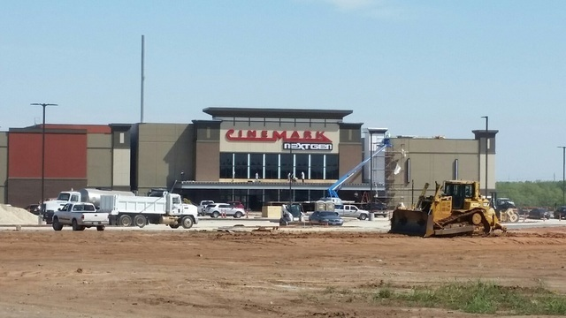 North Abilene Cinemark opens in 2 days