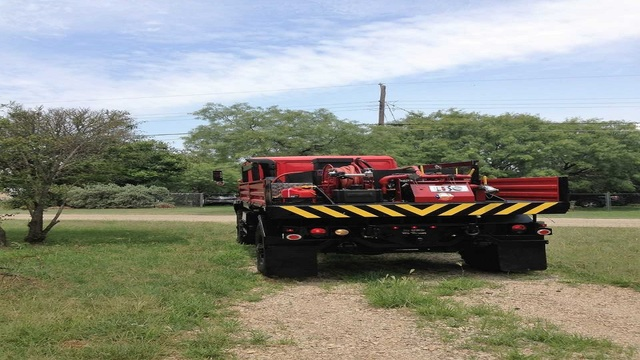 Hubbard Creek VFD purchases new equipment with Texas A&M Forest Service grant