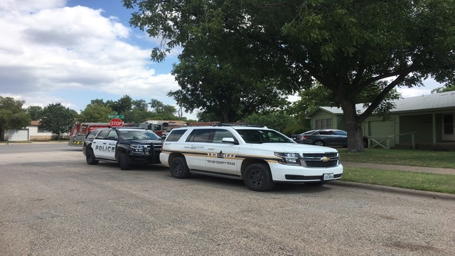 Wanted fugitive hiding under south Abilene home, SWAT team on location