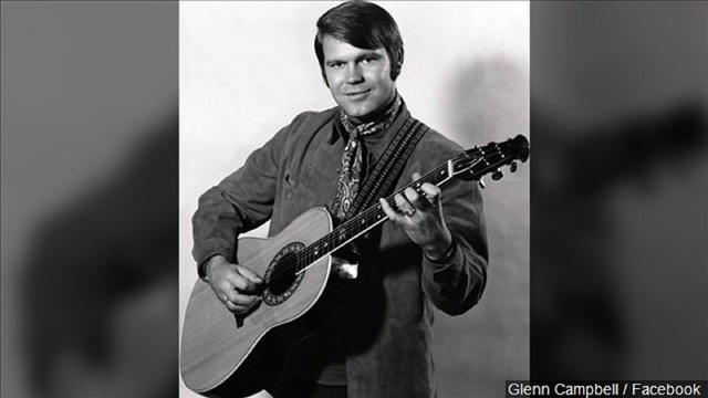 Glen Campbell, country music legend, has died at 81