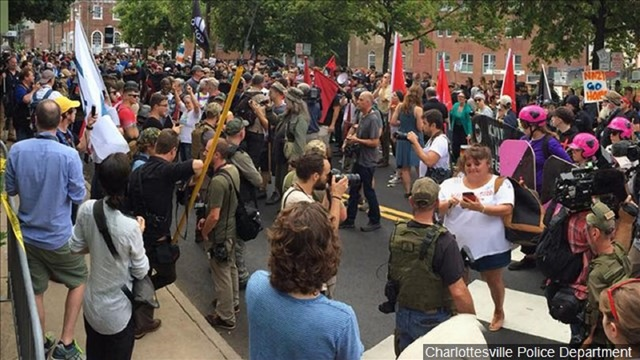 Virginia governor declares state of emergency as white nationalist rally turns violent