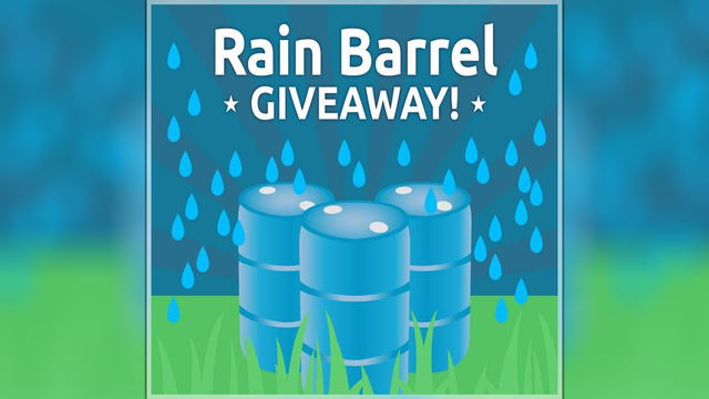 Keep Abilene Beautiful giving away free rain barrels Saturday