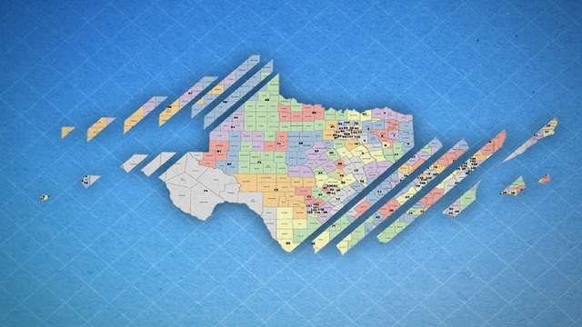 With Supreme Court appeal, Texas wants to keep congressional map intact