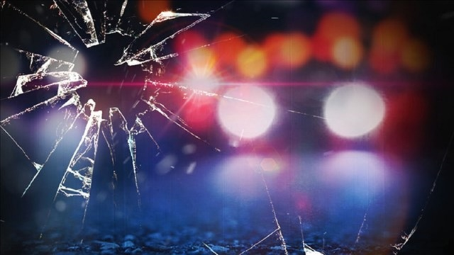 One vehicle crash north of Anson leaves one woman dead