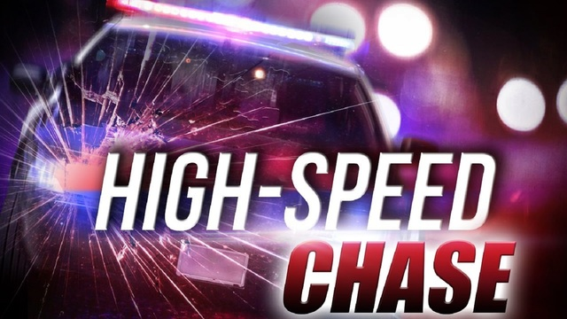 Two people arrested in San Angelo after leading Taylor County Sheriff's Office on high speed chase