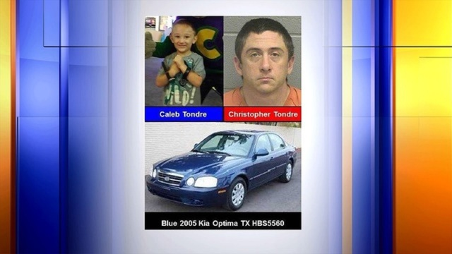 Amber Alert issued for 4-year-old Midland boy