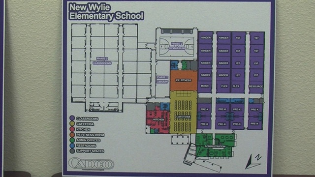 Wylie ISD school board calls for $45 million bond election