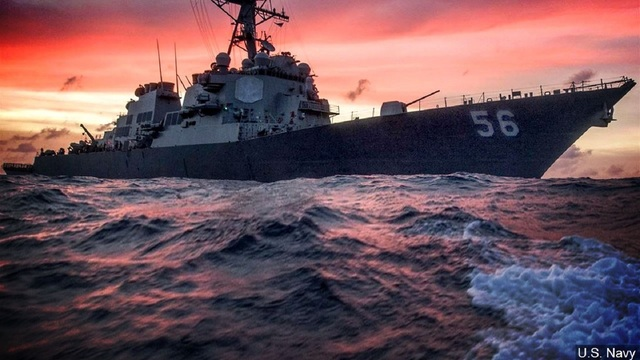 Sailor from Cleveland, Texas among missing after USS John McCain collision