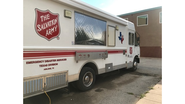 SA Salvation Army at full capacity ahead of Hurricane Harvey