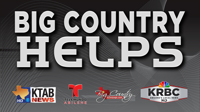 Big Country Helps collecting bottled water for Hurricane Harvey victims