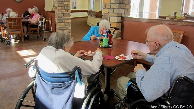 Texas nursing homes team up to take care of the elderly