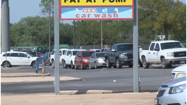 Texas gas station closures spark Abilene fuel-frenzy