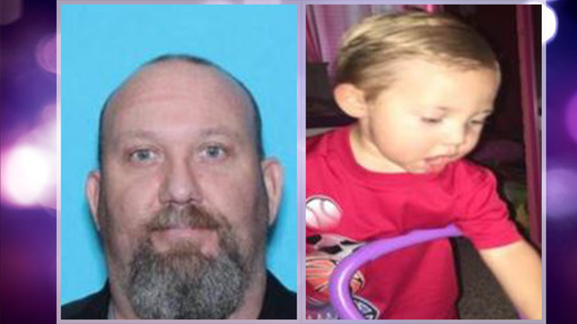 Amber alert issued for abducted Texas toddler