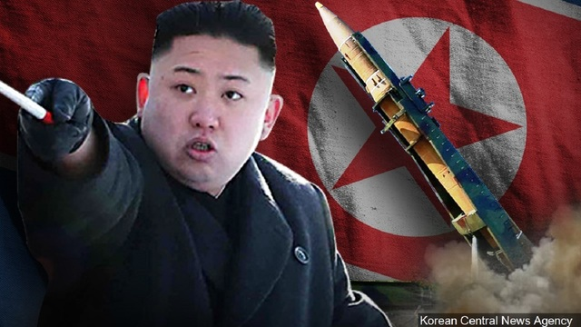 North Korean state-run media says country tested hydrogen bomb