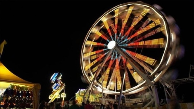 West Texas Fair and Rodeo 2017 Schedule of Events