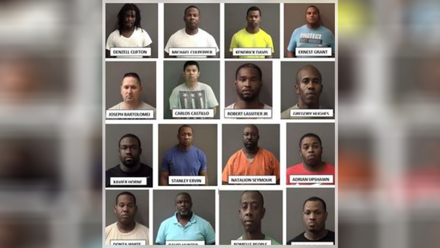 20 caught in sex sting, more than half Ft. Hood Soldiers