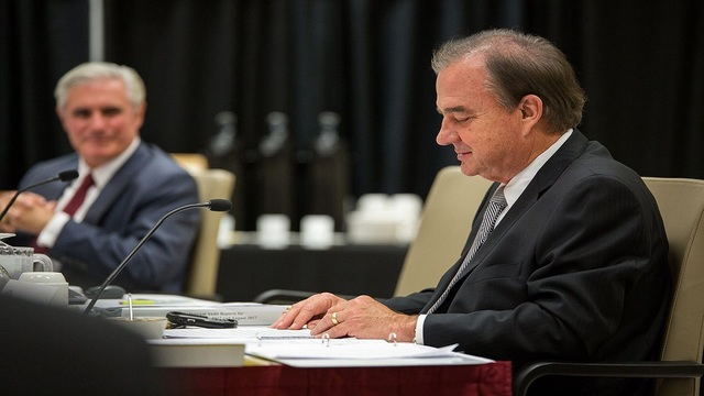 Texas A&M chancellor tapped as Harvey recovery czar