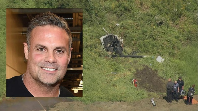 Troy Gentry, half of country duo Montgomery Gentry, dies in helicopter crash in New Jersey