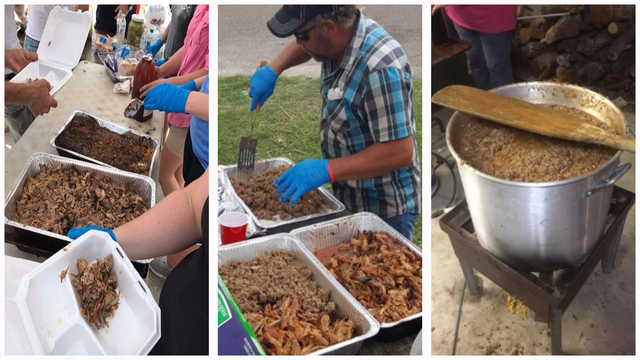 Big Country hog hunt yields 1,200 lbs of meat for Hurricane Harvey victims, volunteers