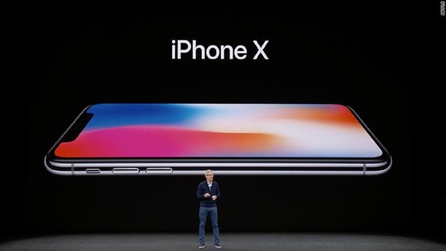 Apple's iPhone X: Face ID, no home button, $999