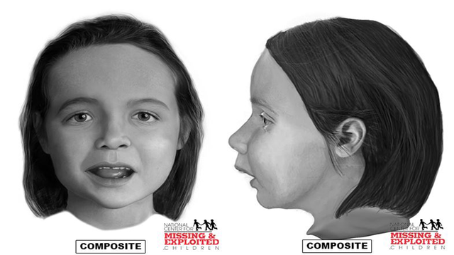 Remains found in Texas may be a girl from Arizona