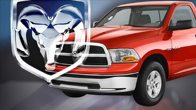 Fiat Chrysler recalling nearly 500,000 Ram pickup trucks for fire risk