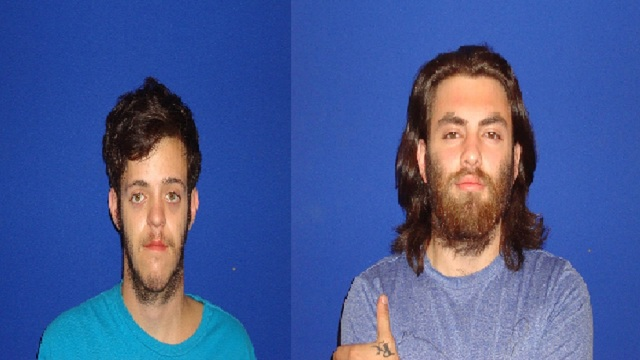 Coleman Police Department arrest two men out of Dallas for burglary, credit card abuse