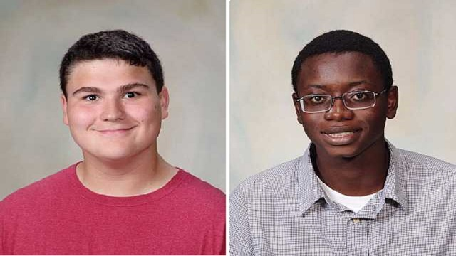 Two Abilene High students recognized as National Merit Commended Students