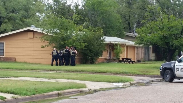 False alarm causes armed officers to surround south Abilene home