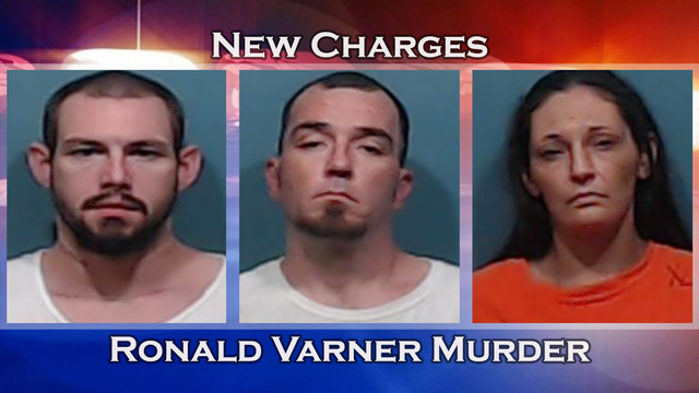 3 suspects facing new charges connected to murder of Abilene man