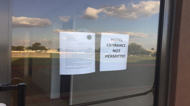 Legionnaires' disease forces Central Texas hotel to close
