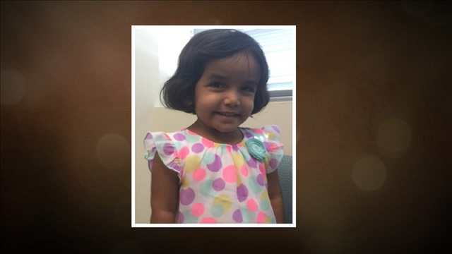 Amber Alert issued for 3-year-old girl from Richardson, Texas