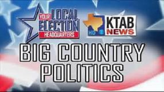 Big Country Politics episode for Sunday, October 8